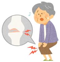 明石市の朝霧整体院 変形性膝関節症について
